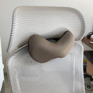 コンテッサⅡ コンテッサセコンダ ヘッドレストはこれで代用しています