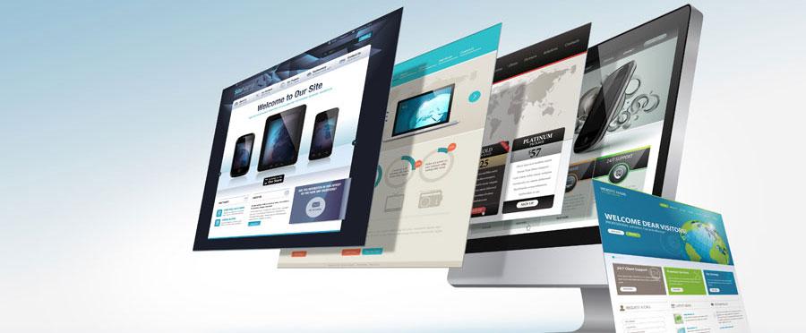Web制作会社の選び方 デザイン比較