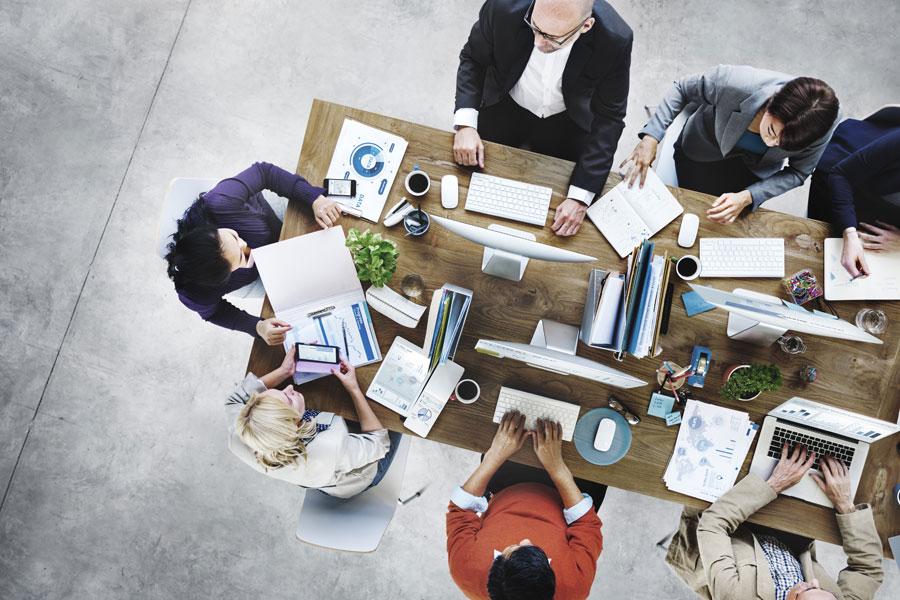 Web制作会社のタイプ 小規模企業